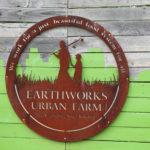 Große Farm in Detroit