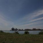 Detroit von der Bell Isle