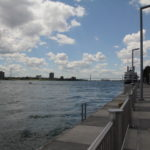 "Grenzfluss ""Detroit River"""